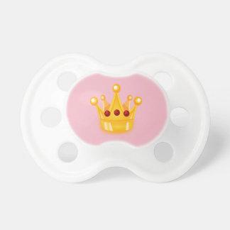 Chupete Princesa pequeña