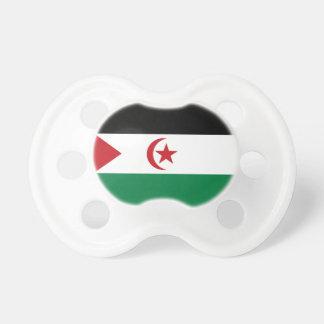 Chupete República Democratic árabe de Sahrawi