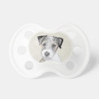 Chupete Russell Terrier (áspero)
