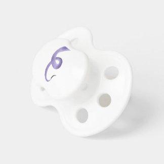 Chupete Tentáculo púrpura
