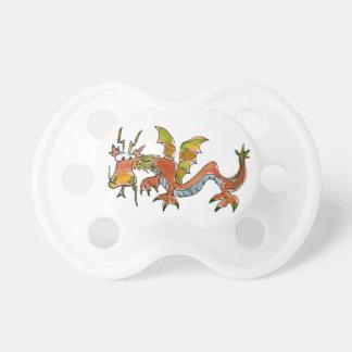 Chupete Thar sea dragones
