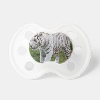 Chupete Tigre blanco