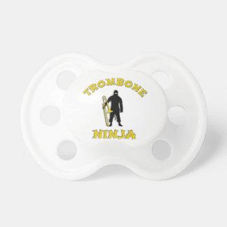 Chupete Trombone Ninja