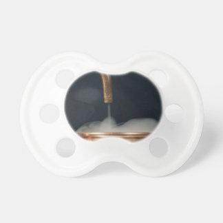 Chupete Tubo de cobre con vapor