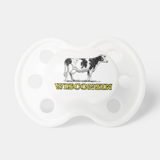 Chupete Vaca lechera de Wisconsin