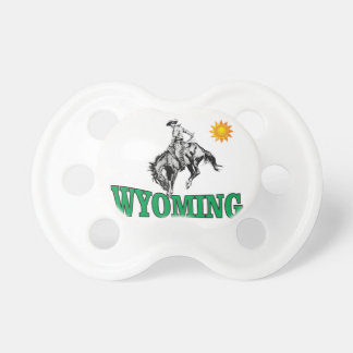 Chupete Vaquero de Wyoming