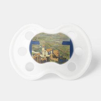 Chupete Viaje de Assisi del vintage