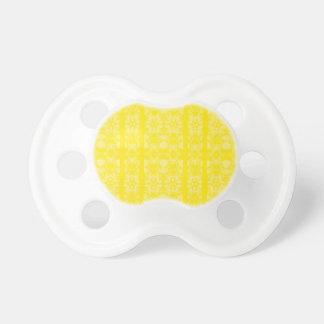 Chupete yema de huevo