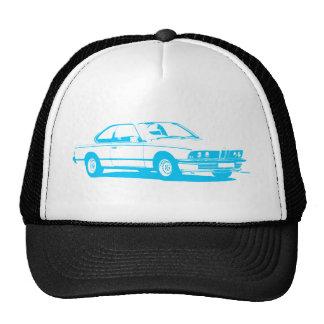 Ciánico ligero clásico de BMW Gorras De Camionero