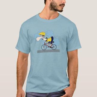Ciclista Camiseta