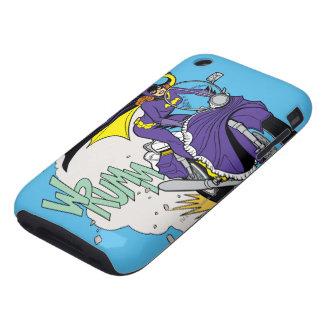 Ciclo de Batgirl iPhone 3 Tough Coberturas