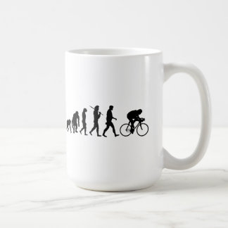 Ciclo de ciclo de los jinetes de la bicicleta de l tazas
