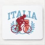 Ciclo de Italia (varón) Tapetes De Raton