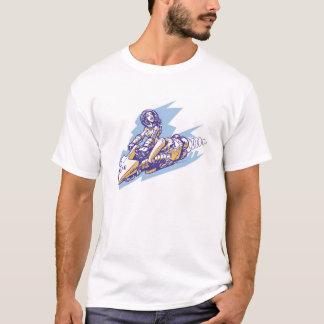 Ciclo del espacio - camisa femenina recomendada
