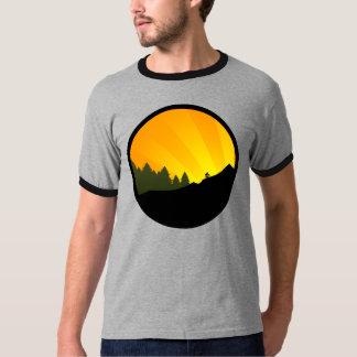 ciclo: rayz de la montaña: camisetas