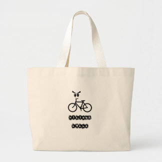 Ciclo vicioso bolso de tela gigante