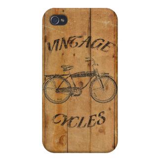 Ciclos del vintage iPhone 4 protector