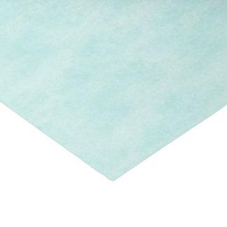 Cielo brumoso de la aguamarina papel de seda