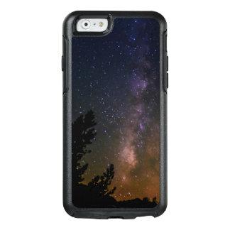Cielo nocturno de la vía láctea, California Funda Otterbox Para iPhone 6/6s