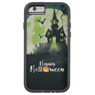 Cielo nocturno fantasmagórico Halloween del traje Funda Tough Xtreme iPhone 6