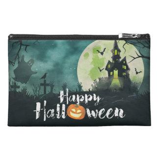Cielo nocturno fantasmagórico Halloween del traje Neceser De Viaje