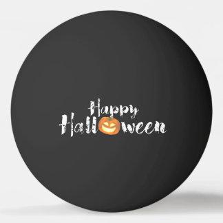 Cielo nocturno fantasmagórico Halloween del traje Pelota De Ping Pong