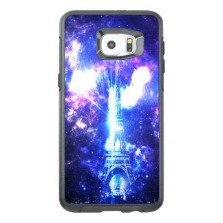 Cielo parisiense iridiscente funda OtterBox para samsung galaxy s6 edge plus