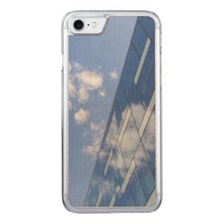 Cielo reflector funda para iPhone 8/7 de carved