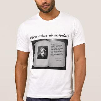 cien años de soledad camiseta