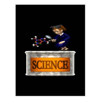 Ciencia 2 postal