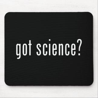 ¿ciencia conseguida? alfombrilla de ratón