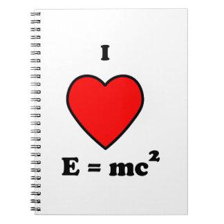 Ciencia del amor cuaderno