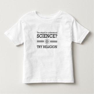 ¿Ciencia demasiado difícilmente? Camiseta De Bebé