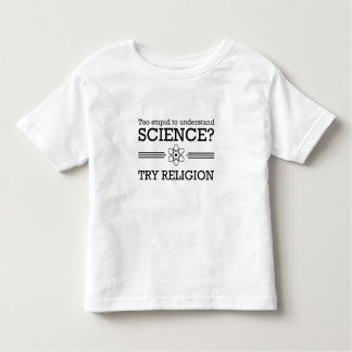 ¿Ciencia demasiado difícilmente? Camisetas