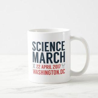 Ciencia marzo taza de café