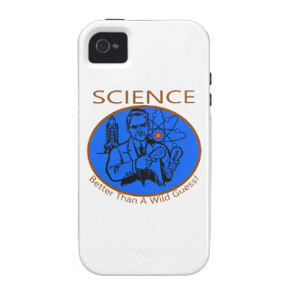 Ciencia mejor que una conjetura salvaje iPhone 4/4S funda