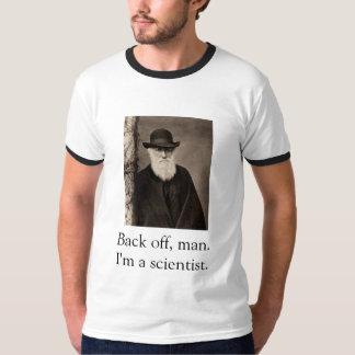Científico de Darwin Camiseta