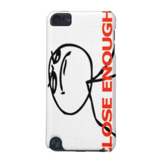 Cierre cara cómica funda para iPod touch 5G