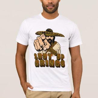 Cierre la camiseta del Gringo