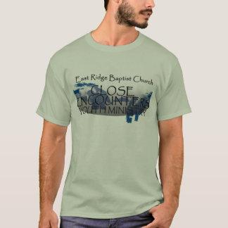 Cierre los encuentros camiseta