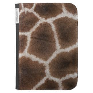 Ciérrese para arriba de piel de las jirafas