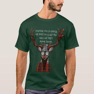Ciervos divertidos del inconformista de Pasillo Camiseta
