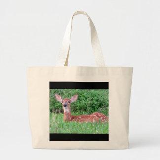Ciervos jovenes bolsas