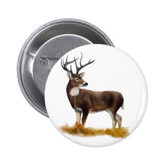 Ciervos que se colocan solamente en productos adap pin