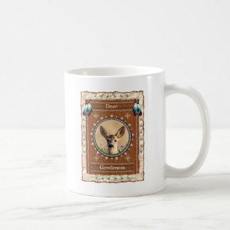 Ciervos - taza de café clásica del gentleness