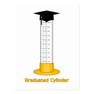 Cilindro graduado - tarjetas postales