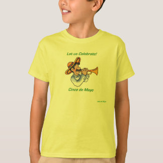 Cinco de Mayo 25 Camiseta