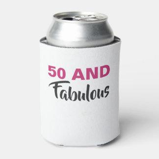 Cincuenta 50 y neverita de bebidas fabuloso