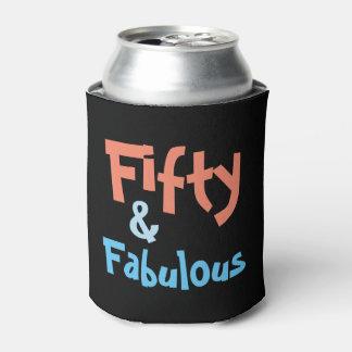 Cincuenta y neverita de bebidas fabuloso del