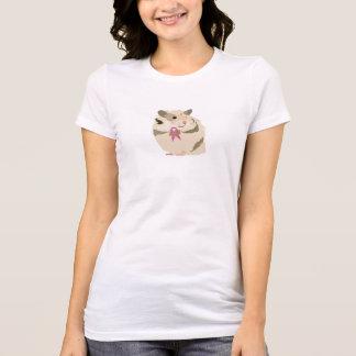 Cinta del hámster para la camisa de la conciencia